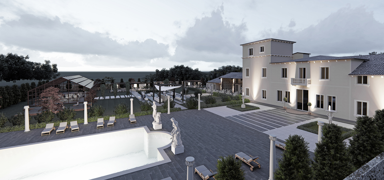 Villa Faeda